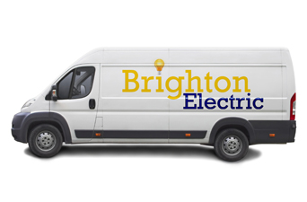 brighton electric truck